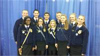 FFA Students attend National FFA Convention