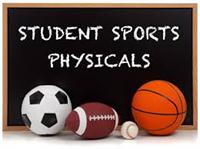 Sports Physicals Offered on June 11th
