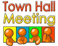 Town Hall Meeting Scheduled at CCHS