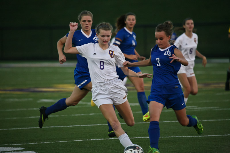 Lydia Kramer - Honorable Mention All State Girls Soccer Team