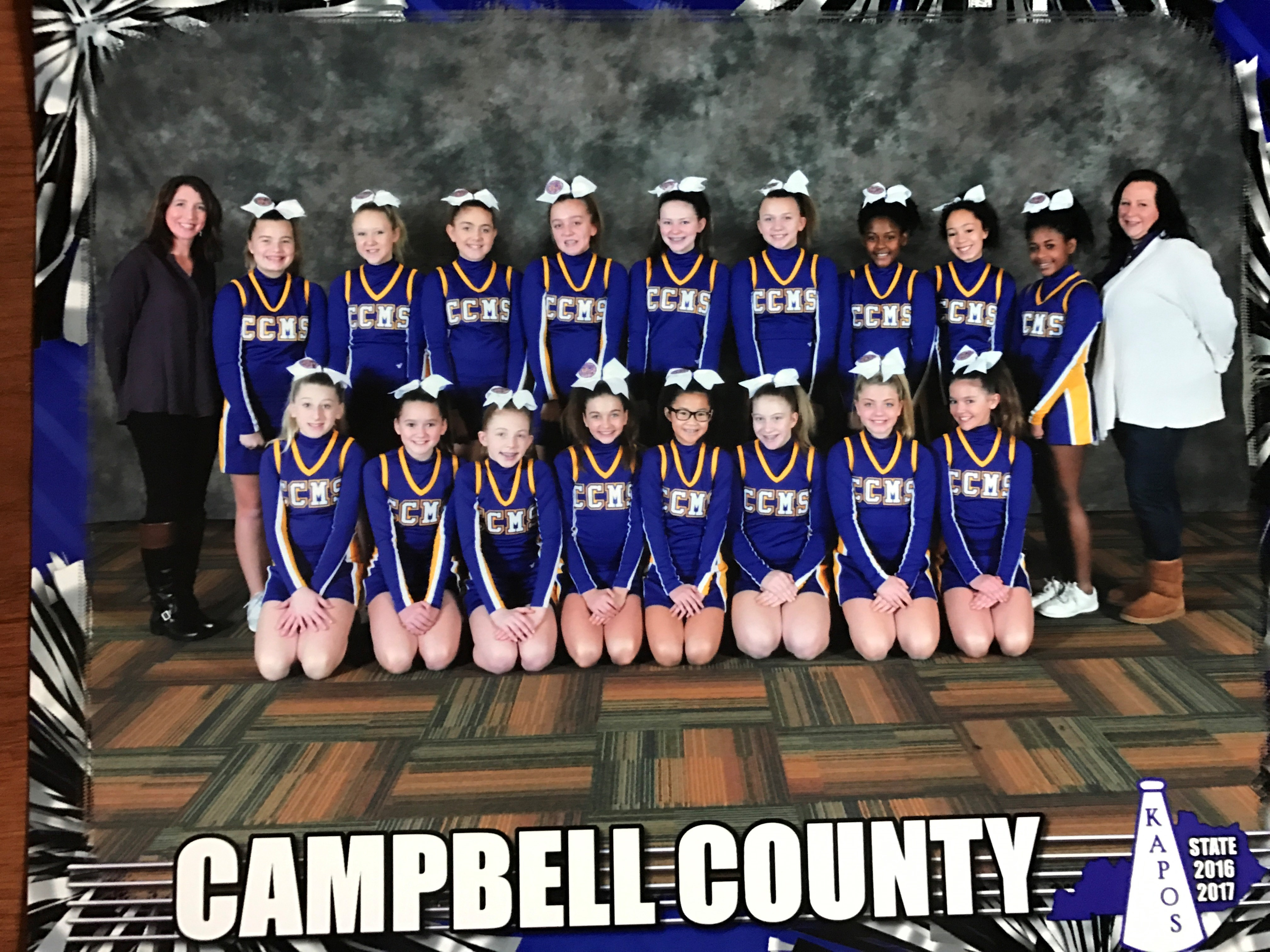 CCMS Cheer Squad