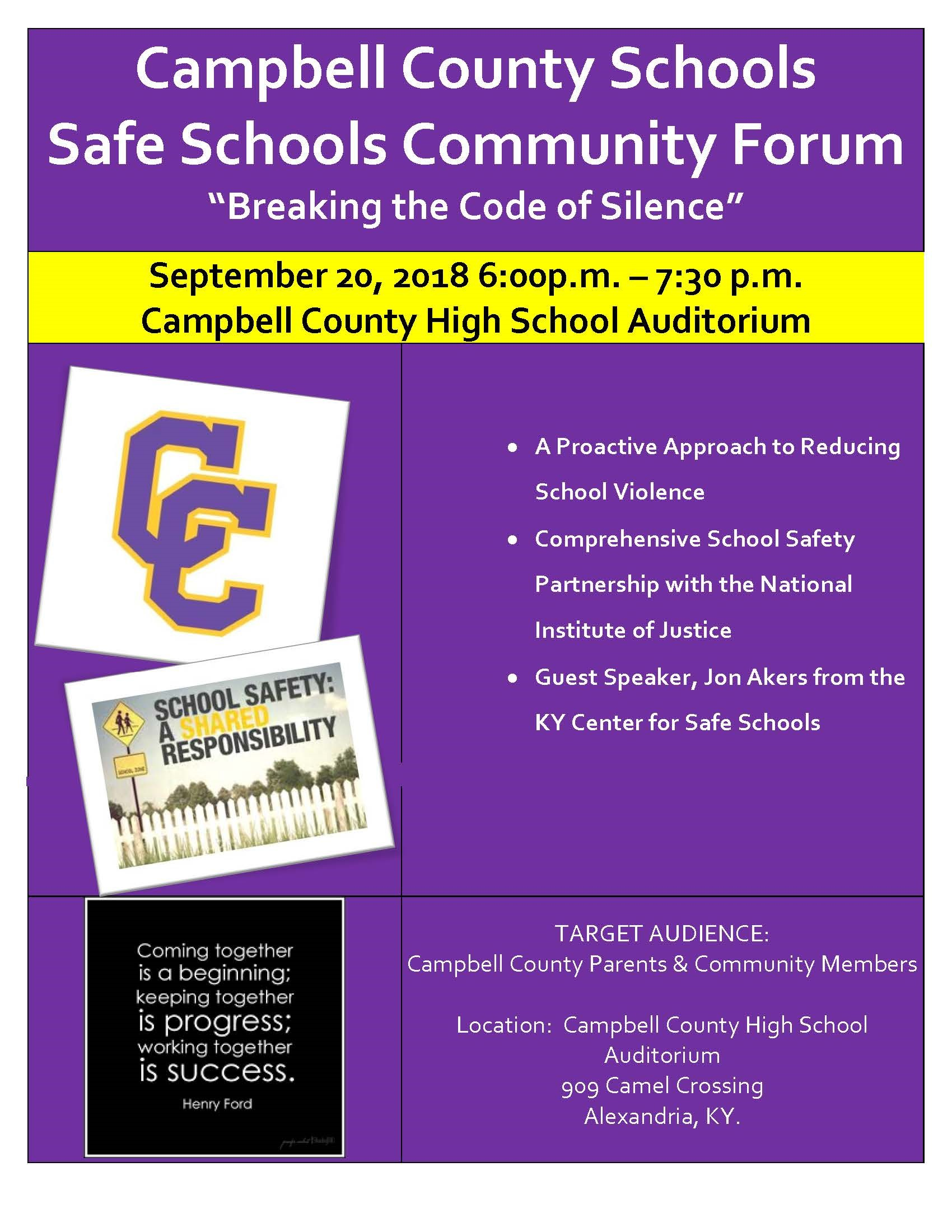 News campbell county high school ccs forum fandeluxe Images