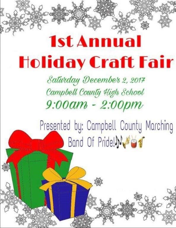 News campbell county high school marching band craft fair fandeluxe Images
